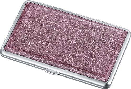 visol-products-limelight-glitter-double-sided-cigarette-case-hot-pink