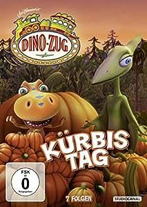 Dino-Zug - Kürbis-Tag