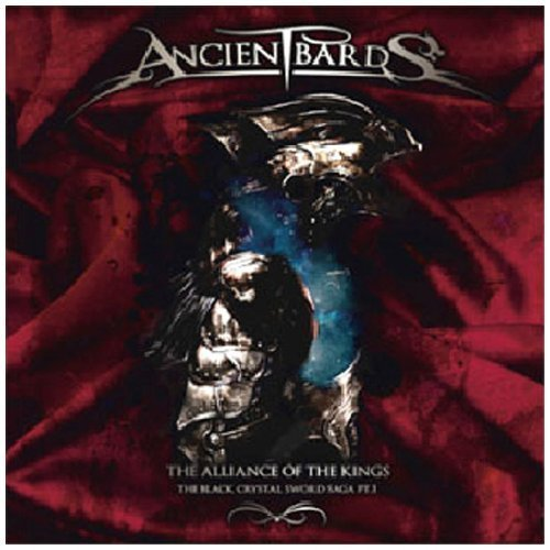 The Alliance Of The Kings (The Black Crystal Sword Saga - Part 1) by Ancient Bards (2010) Audio CD