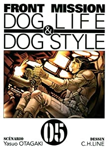 Front Mission - Dog Life and Dog Style Edition simple Tome 5
