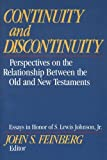 CONTINUITY AND DISCONTINUITY PB