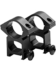 ASG SCOPE MOUNTS 4X20X21 AIR RIFLE GUN MOUNTS