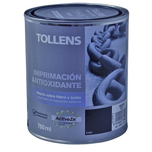 Tollens 8700 Antioxidant Primer, Black, 750 ML