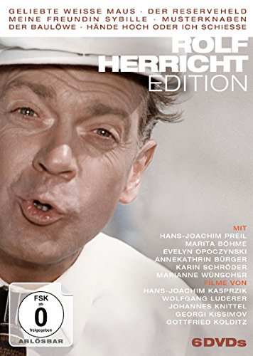 Rolf Herricht Edition [6 DVDs]