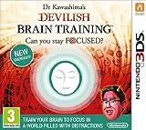 Dr Kawashima's Devilish Brain Training: Can you stay focused? - Nintendo 3DS [Edizione: Regno Unito]