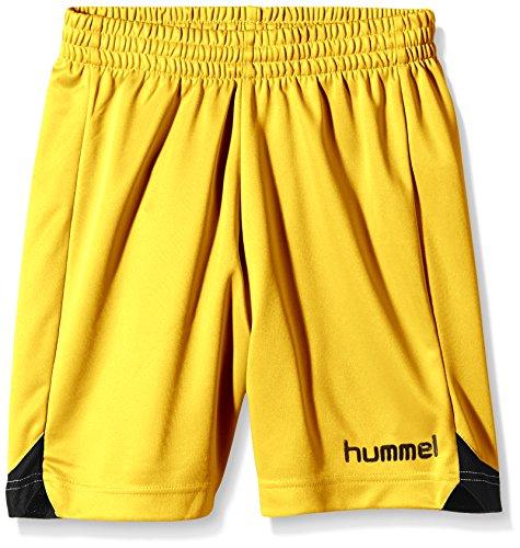 Hummel Kinder Shorts Roots Sports Yellow/Black