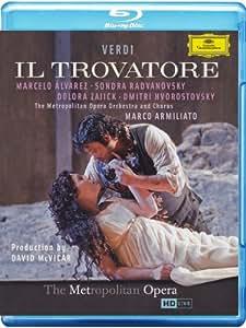 Verdi: Il Trovatore [Blu-ray] [2012]