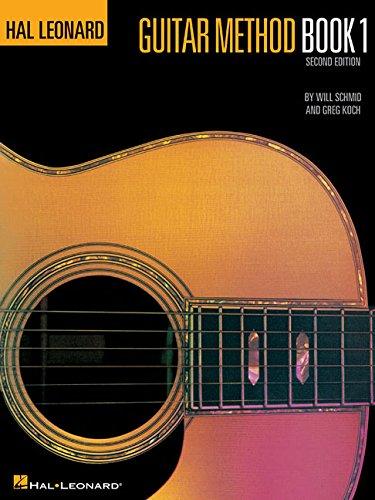 Hal Leonard Guitar Method Book 1 (Second Edition): Noten, Lehrmaterial für Gitarre