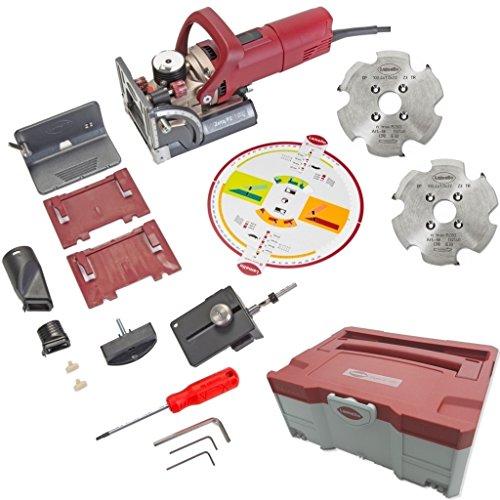 Nutfräsen Lamello Zeta P2 Nutfräsmaschine 101402DSOMD