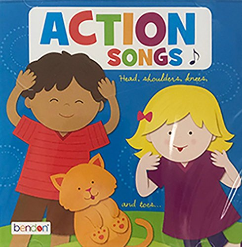 Twin Sisters Productions Action Songs CD