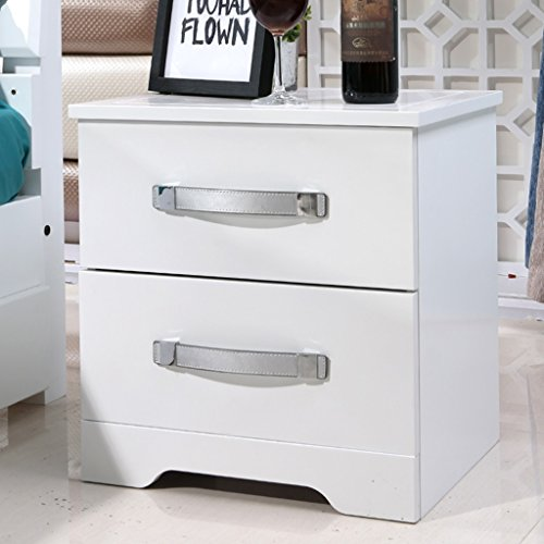 Comodino armadio di stoccaggio con cassetti verniciato mobili da camera da letto