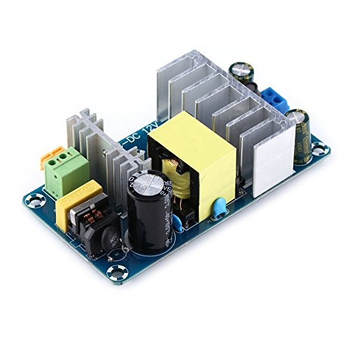 Walfront 12V 6A bis 8A Netzteil Platine Schaltnetzmodul AC-DC Wandler Modul -