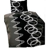 Leonado Vicenti | Auswahl Verschiedener Microfaser Bettwäsche | 2-teilig mit Reißverschluss| 1...