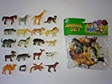 #10: Siddhi Vinayak™20 piece colorful animal figure set
