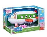 TM Toys Pig l'Aereo Privato di Peppa Confezione 1 Personaggio e Accessori, 06227