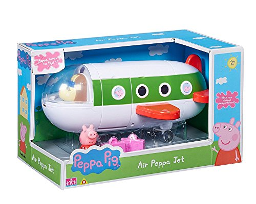 Peppa Pig 06227 Figurine Air Peppa Jet