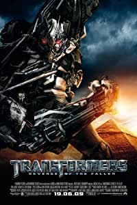 TRANSFORMERS 2 : REVENGE OF THE FALLEN – Megatron – US Imported Movie Wall Poster Print - 30CM X 43CM Brand New