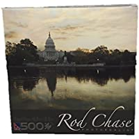 Comparador de precios Rod Chase Photorealist We the People 500 Piece Jigsaw Puzzle Capital Building Washington DC by Sure-Lox - precios baratos