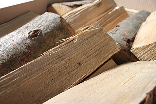 Kaminholz 30 kg Buchenholz 25 cm Scheitlänge Kaminofen Brennholz aus Deutschland