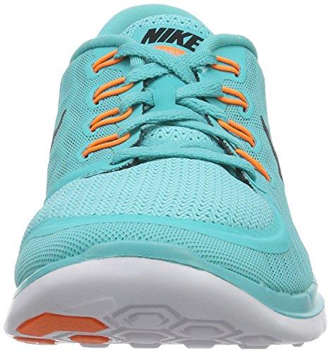 Nike Electric 0 Black Laufschuhe Light T眉rkis Free 5 Green Herren Volt Retro SRRrx