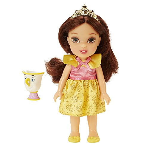 Jakks 98959-EU Belle Kleine Prinzessin Puppe, 15 -