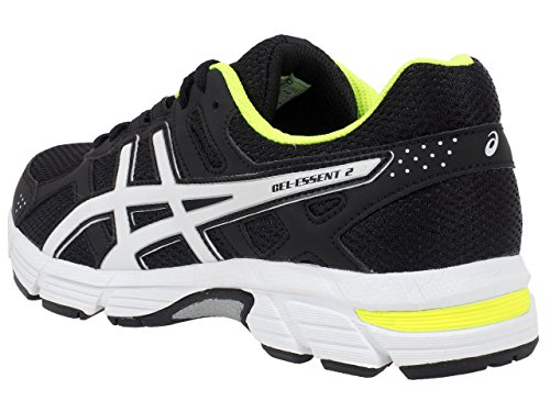 Asics - Essent gel nr/jne run - Chaussures running trail Noir