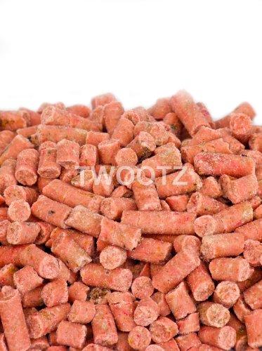 25 kg Dawn Chorus Berry Suet Pellets For Wild Birds (12.5 kg pack x 2) 1