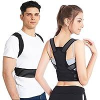 Slimerence Rücken Haltungskorrektur, Rücken Schulter Verstellbar Atmungsaktiv Bandage Geradehalter zur Haltungskorrektur... preisvergleich bei billige-tabletten.eu