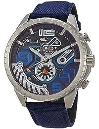 Timecode Reloj de cuarzo Man Tc-1013-07 Azul 50 mm