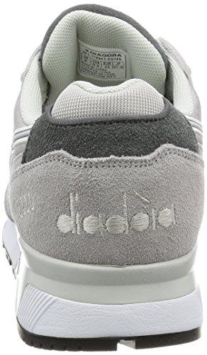Diadora N9000 Nyl Ii, Chaussures mixte adulte Gris