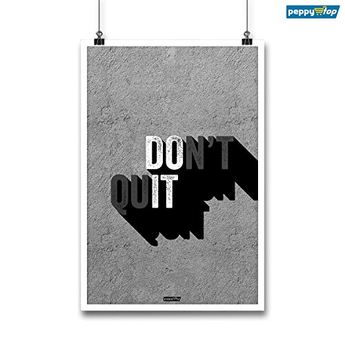 48 Off On Peppystop Motivational Posters Don T Quit Do It