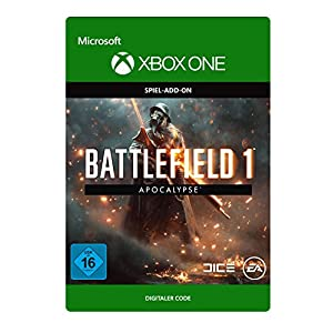 Battlefield 1: Apocalypse DLC | Xbox One – Download Code