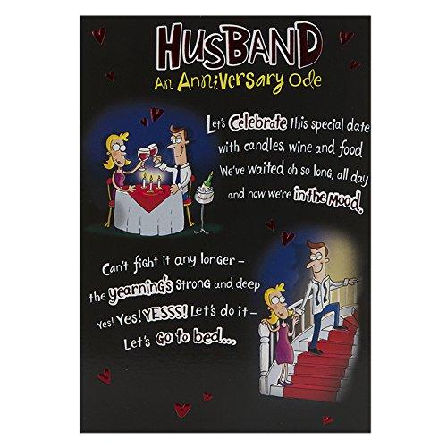 Auguri Anniversario Matrimonio Marito : Hallmark biglietto di auguri per anniversario