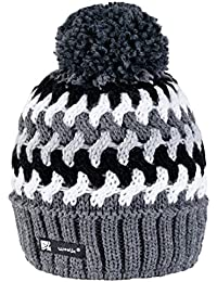 a82545401c4 Knitted Wolly Style Beanie Lolly Ponpon Men s Women s Winter Warm SKI  Snowboard Hats MFAZ Morefaz Ltd