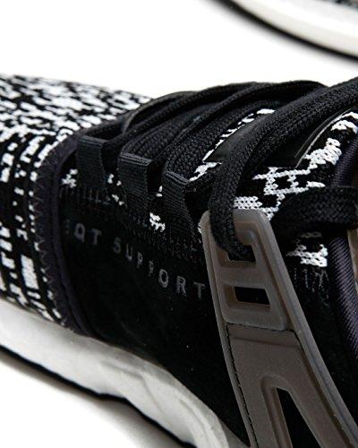adidas Herren EQT Support 93/17 Bz0584 Fitnessschuhe Schwarz (Negbas / Negbas / Ftwbla)