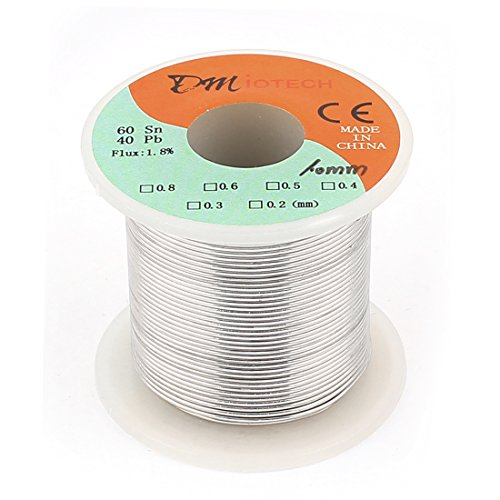 sourcingmap-1mm-200g-60-40-rosin-core-tin-lead-roll-soldering-solder-wire
