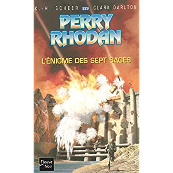 L'Enigme des Sept Sages - Perry Rhodan
