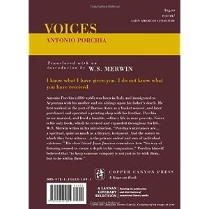 Ways of reading antonio porchia voices