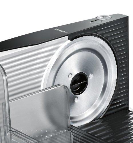 Siemens MS42006N Allesschneider mit Universal-Wellenschliffmesser, anthrazit -
