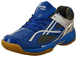 Klub Sports Mens Blue Badminton Shoes - 1 UK
