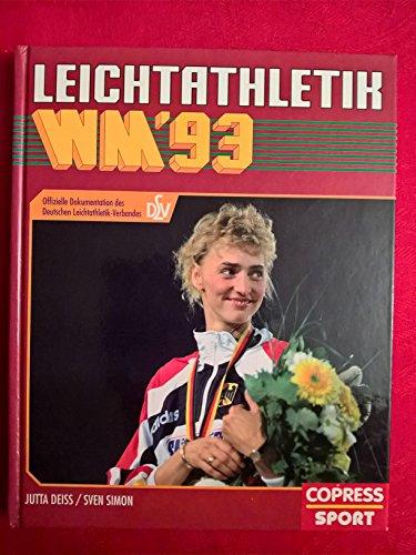 Leichtathletik WM 1993