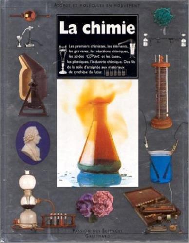 La chimie: Atomes et molécules en mouvement PDF Books