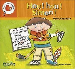 vignette de 'Hou ! Hou ! Simon ! (Brigitte Marleau)'