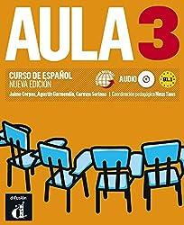 Aula 3 Curso de espanol : Nueva edicion (1CD audio)