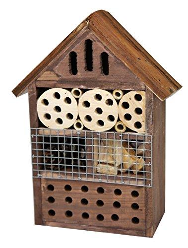 Galleria fotografica Gardigo-Casetta nido per uccellini, e Brut aiuto per api, farfalle, coccinella, Flor mosche ecc.