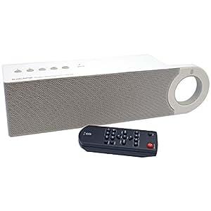 Sherwood EXM-50 Enceinte pour MP3 & Ipod Blanc