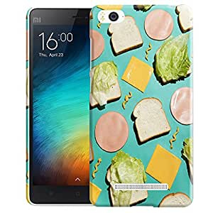 Theskinmantra Pattern 285 back cover for Xiaomi Mi 4i