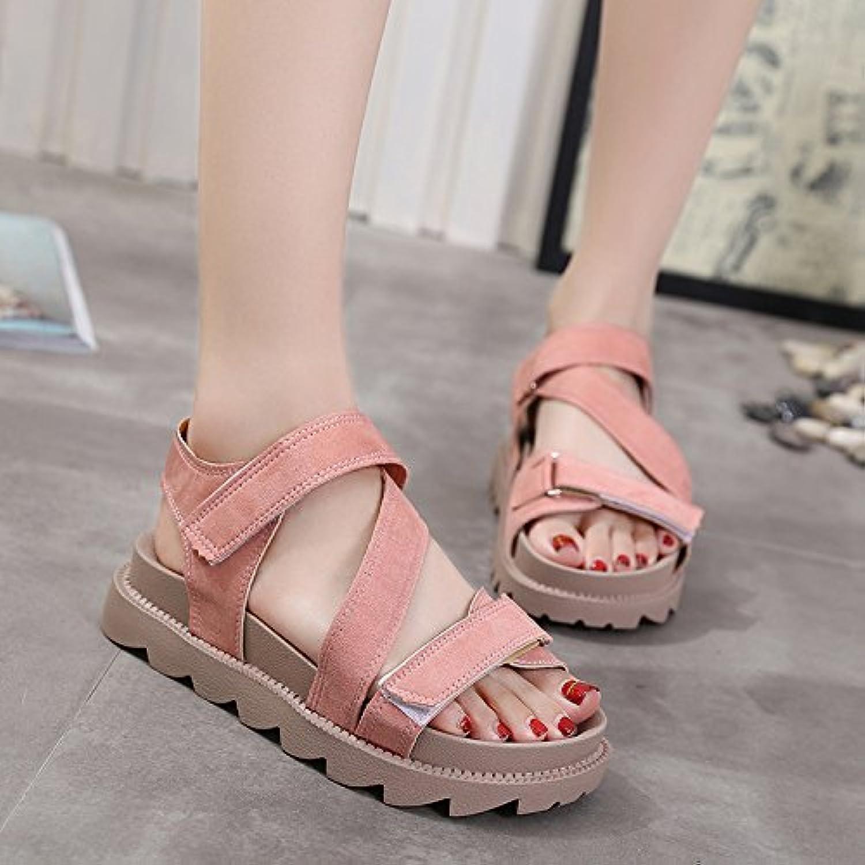 YMFIE Ladies' semplice moda estate punta di rugiada sandali confortevoli anti slip e da indossare le scarpe da... | Negozio  | Uomo/Donne Scarpa