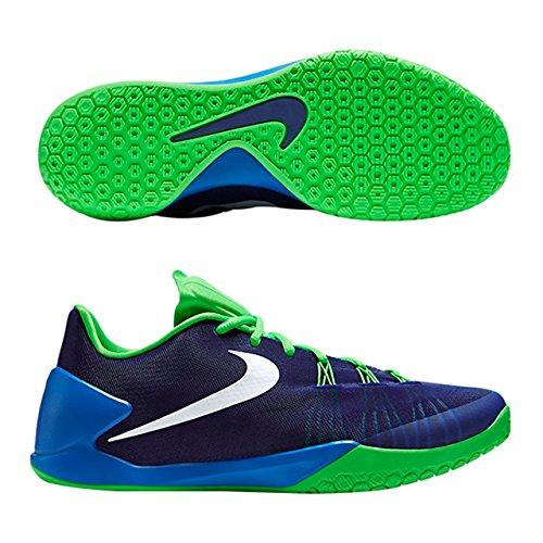 Hyperchase Ep scarpe da basket azzurro US 8.5