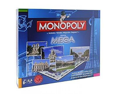 Winning Moves - 0065 - Jeu De Société - Mega Monopoly (version française)